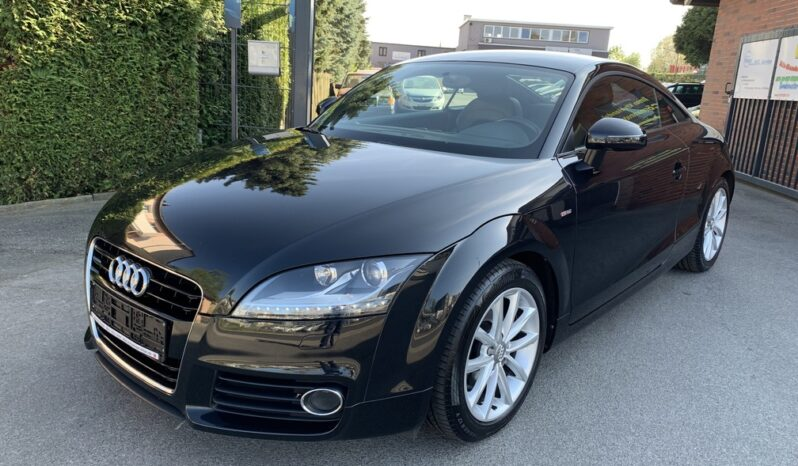Audi TT Coupe/Roadster 1.8 TFSI Coupe S-line