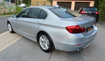 BMW 525d Limousine voll