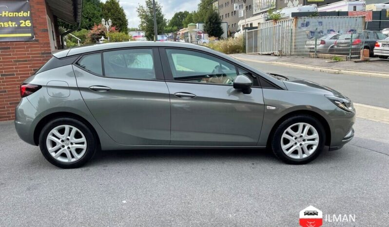 Opel Astra K Selection Start/Stop voll