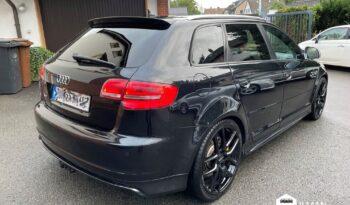 Audi S3 Sportback 2.0 TFSI Quattro voll