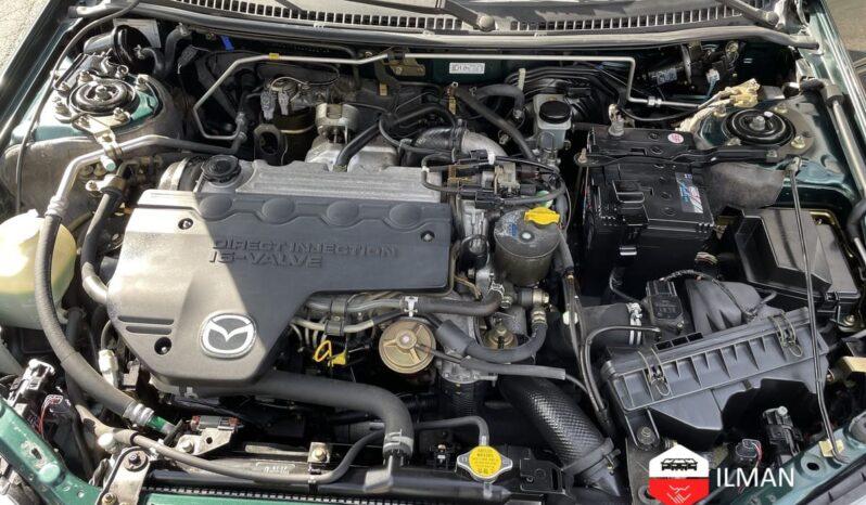 Mazda 323 F 2.0 TD Comfort voll